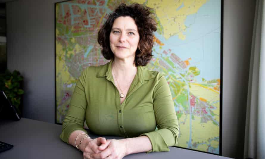 Marieke van Doorninck, deputy mayor of Amsterdam
