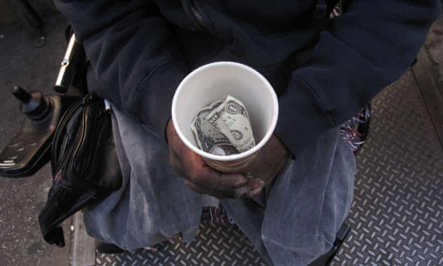 People arrested for panhandling in Mariposa County face a high bail amount.
