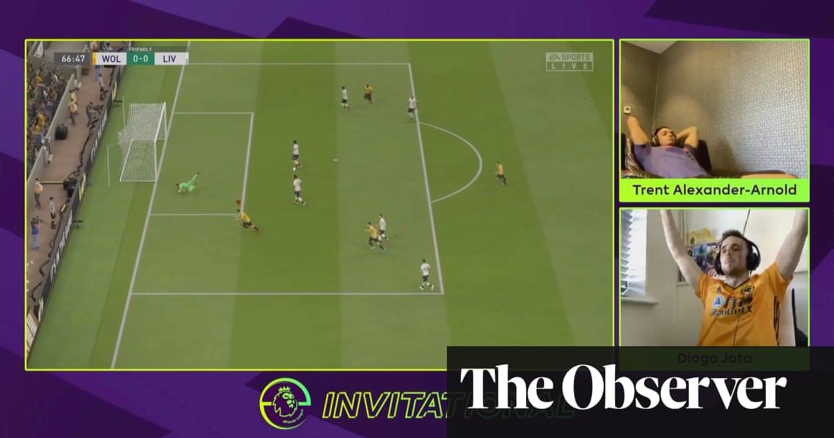 Premier Leagues virtual comeback a triumph – especially for Diogo Jota | Simon Burnton