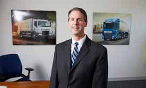 Brennan Gourdie, managing director of Leyland Trucks