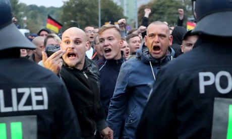 I live among the neo-Nazis in eastern Germany. And it's terrifying