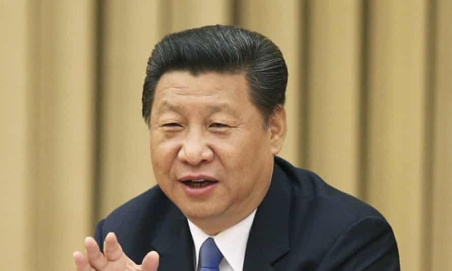China's ruling Communist party led by President Xi Jinping has vowed to crack down on endemic corruption.