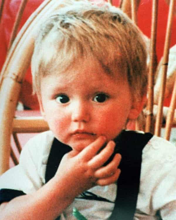 Ben Needham has been missing for 25 years.