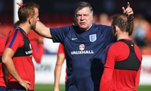 It will be a case of same players but new shape for England's first game under the management of Sam Allardyce – but how will Harry Kane work with more support from Wayne Rooney?