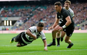 A week with the Barbarians as they faced the All Blacks at ...
