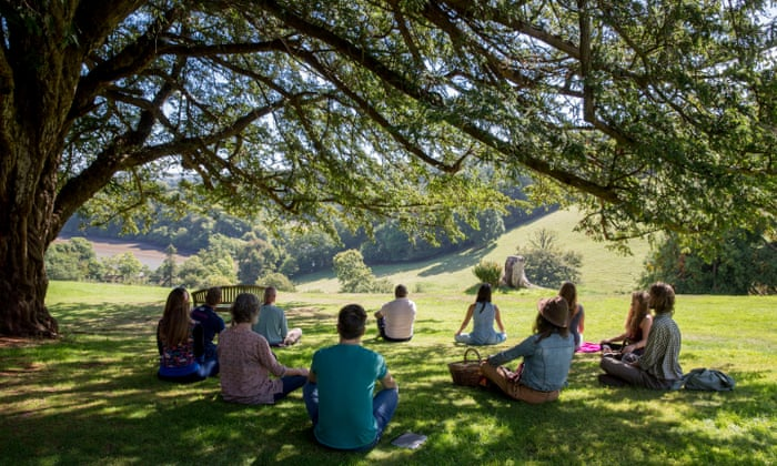 10 Of The Best Meditation Retreats In The Uk And Europe Travel The Guardian