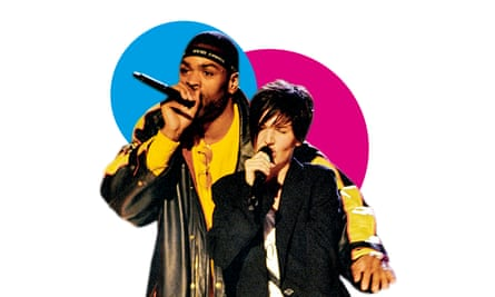 Say what you want... Method Man and Sharleen Spiteri.