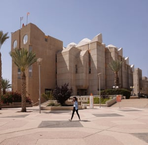 Ben Gurion University Campus, Be'er Sheva, Israel, 1968–1995