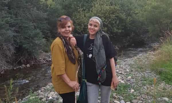 Iranian women activists in prison: Monireh and Yasaman