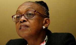 Matshidiso Moeti, World Health Organization (WHO) Regional Director for Africa, has urged caution over the herbal drink.
