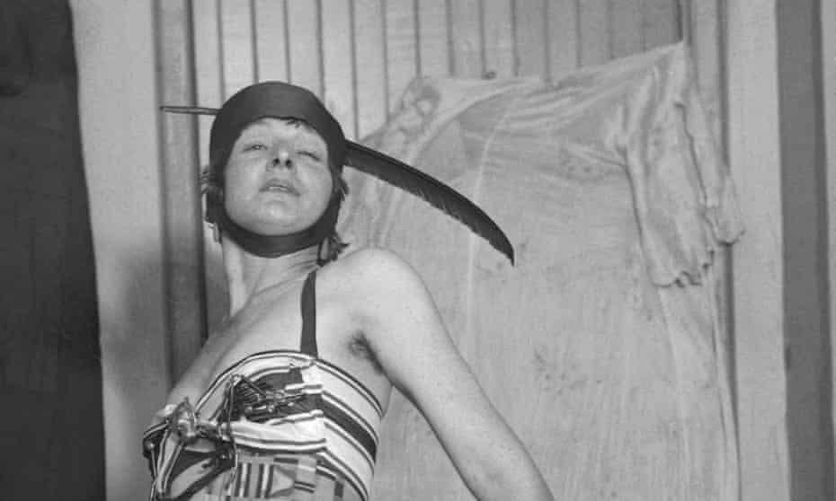 Elsa von Freytag-Loringhoven: an insurrectionist inspiration.