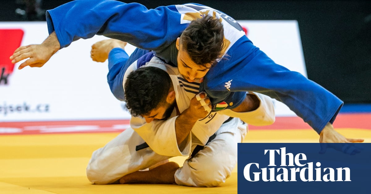 Second judoka drops out of Tokyo Olympics before facing Israeli