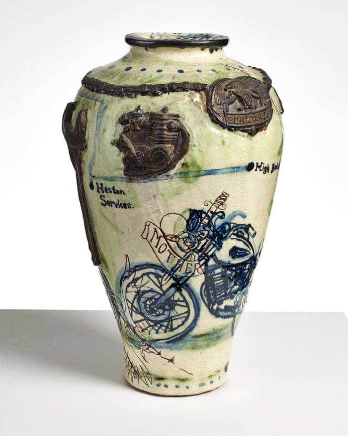 Grayson Perrys Lost Work International Treasure Hunt Begins Art