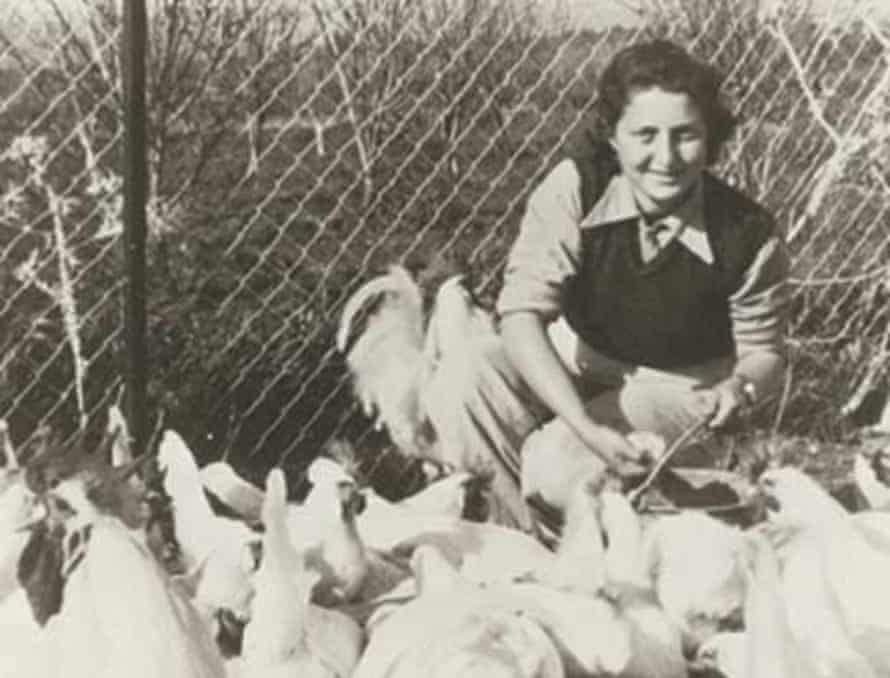 Hannah Szenes in 1941. 'Her story is a mythical story and it's embedded in the history of Israel and the Jewish people.'