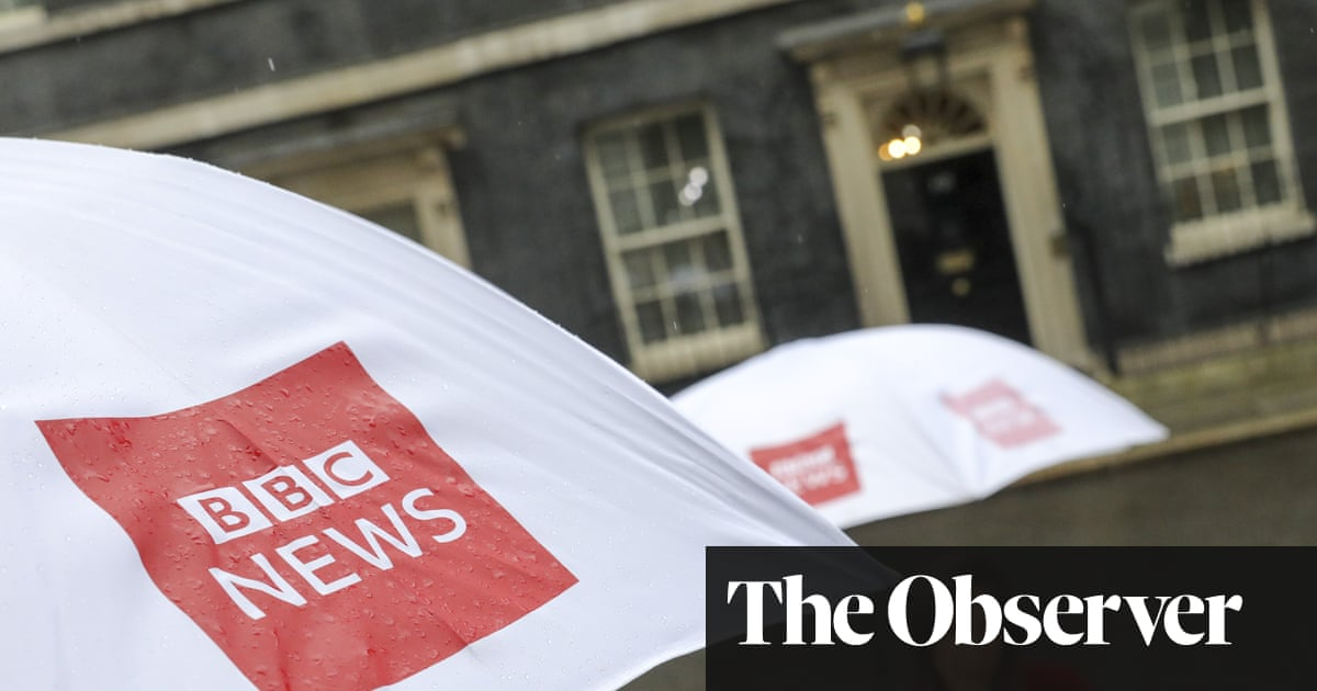 BBC tightens security after anti-vaxxer 'death threats' to staff