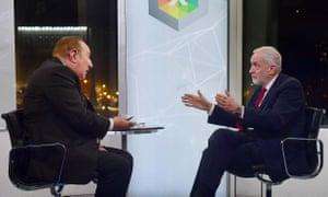 jeremy corbyn interviewed by andrew neil