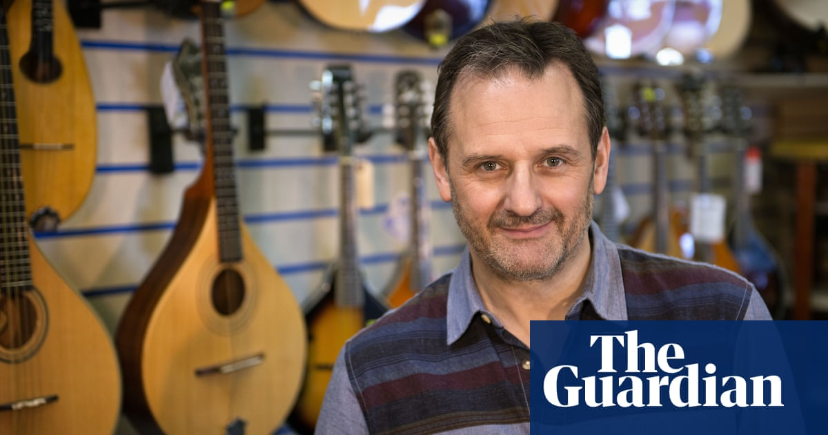 Mark Radcliffe 'surprised' to lose BBC show during cancer