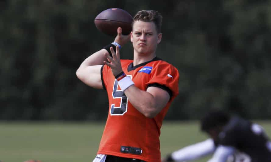 Will Joe Burrow adapt to the stresses and strains of the NFL?
