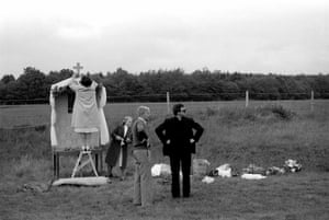 Annual Corpus Christi Event, Laxton Hall, Northamptonshire, 1978