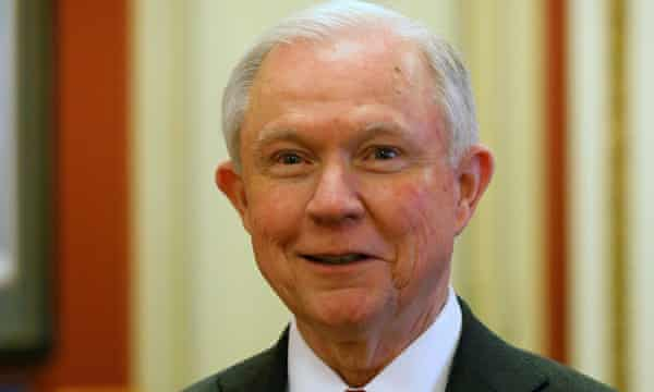 Jeff Sessions has been accused of 'disregard for the rule of law and hostility to the protection of civil rights'.