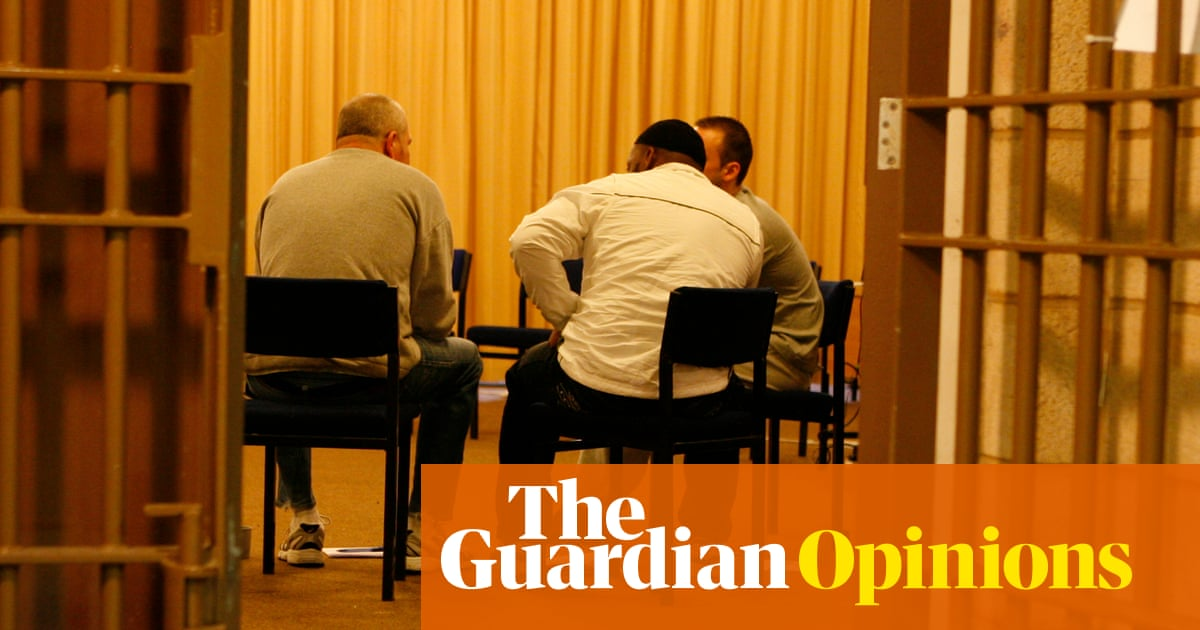 After I was arrested and sectioned, restorative justice offered me a lifeline