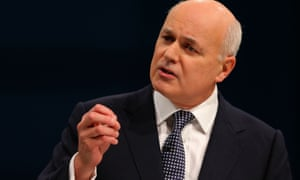 Iain Duncan Smith was the first Catholic leader of the Conservative party between 2001 and 2003.
