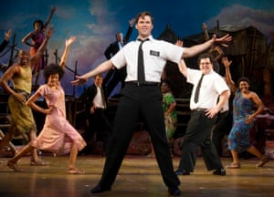 "The Book of Mormon was seen as ""too controversial for Broadway"" before it went on to become a huge hit"