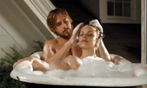Ryan Gosling and Rachel McAdams in the 2004 hit The Notebook
