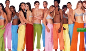 Benetton advertisement 2002