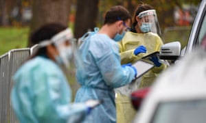 Rapid Pace Of New Outbreak Sends Victoria Into Circuit Breaker Lockdown As It Happened Australia News The Guardian