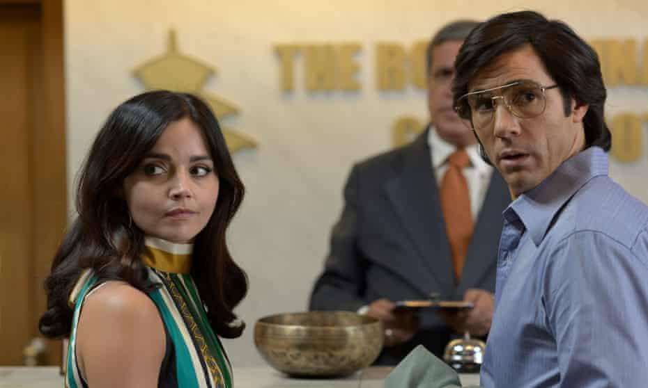 Jenna Coleman as Monique/Marie-Andrée Leclerc and Tahar Rahim as Alain Gautier/Charles Sobhraj.