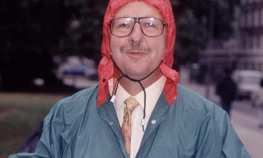 veteran forecaster Michael Fish.