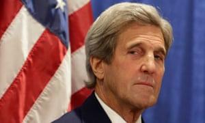 John Kerry, seen in June 2016.