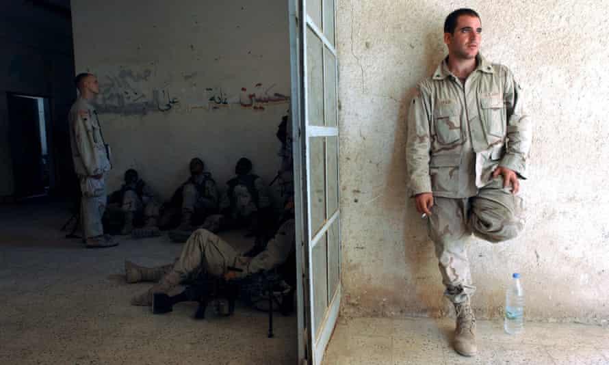 Iraq Afghanistan US military burn pits cancer