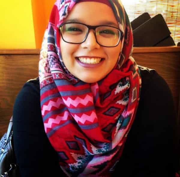 Aisha Yaqoob: 'I support Bernie's position on healthcare, minorities, trade, and a whole lot else.'
