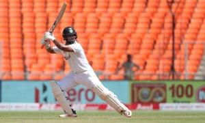 Rishabh Pant of India in full flow.