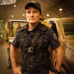 G.Damon Herriman as BEN.THE COMMONS.Photo John Platt.4058026