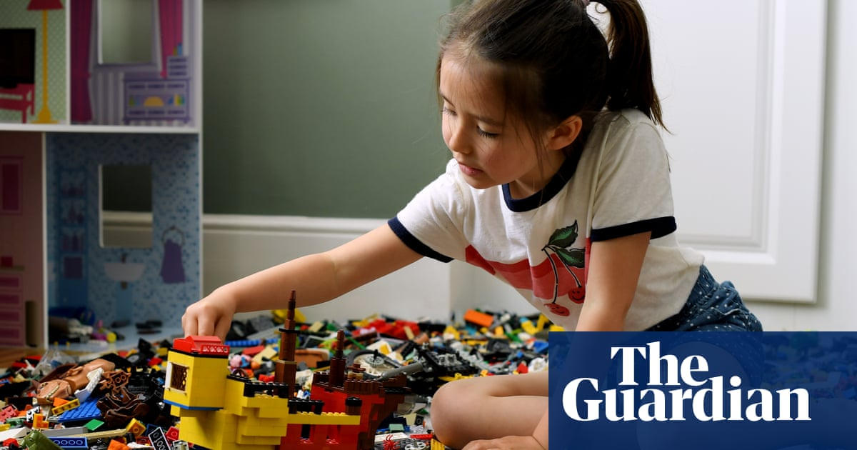Lego to remove gender bias from its toys after findings of child survey