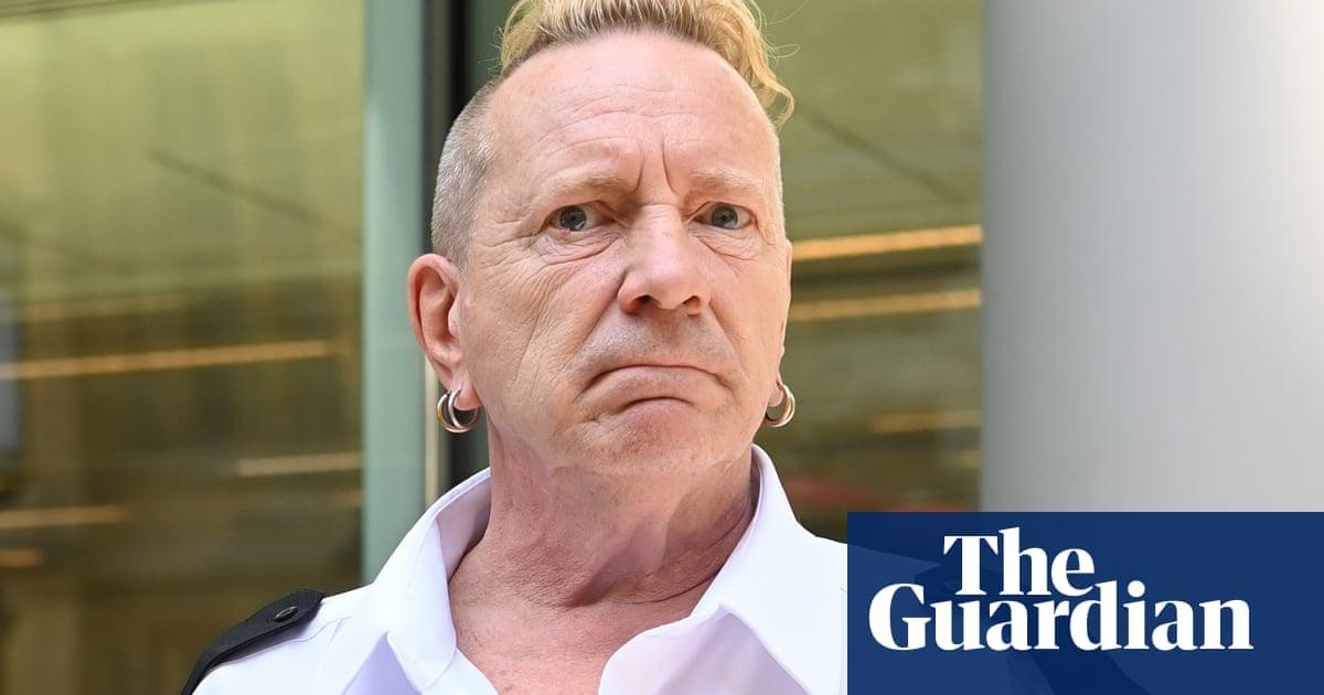 John Lydon: court decision on Danny Boyle film 'so destructive' for Sex Pistols
