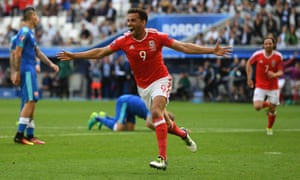 It's Hal Robson-Kanu and it's 2-1 Wales.