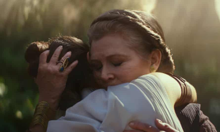 Still from Star Wars: The Rise of Skywalker
