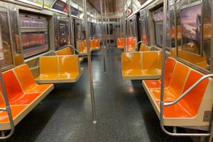 The New York City Subway shut down its entire system for the first time in its history for a deep cleaning early Wednesday as a result of the coronavirus pandemic.