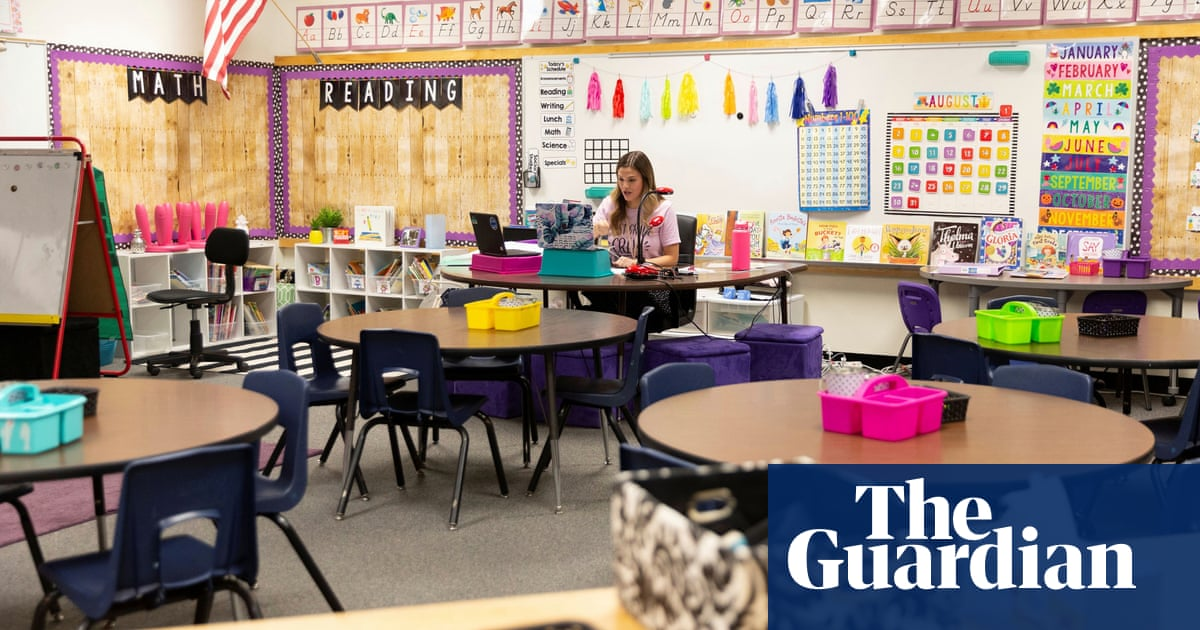 'It's only going to get worse': mask war in Arizona schools ramps up as Covid cases soar