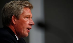 Everton's Marcel Brands reckons there will be no lavish spending spree this summer as the club trim down a bloated squad after a succession of short-lived managers.