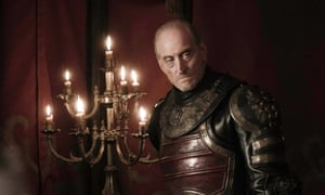Charles Dance as Tywin Lannister: 'you've got a great death scene!'