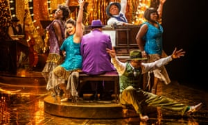 Aint Misbehavin' at Colchester's Mercury Theatre
