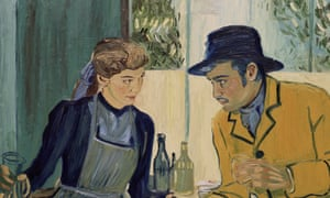 A new perspective on art and film-making … Loving Vincent