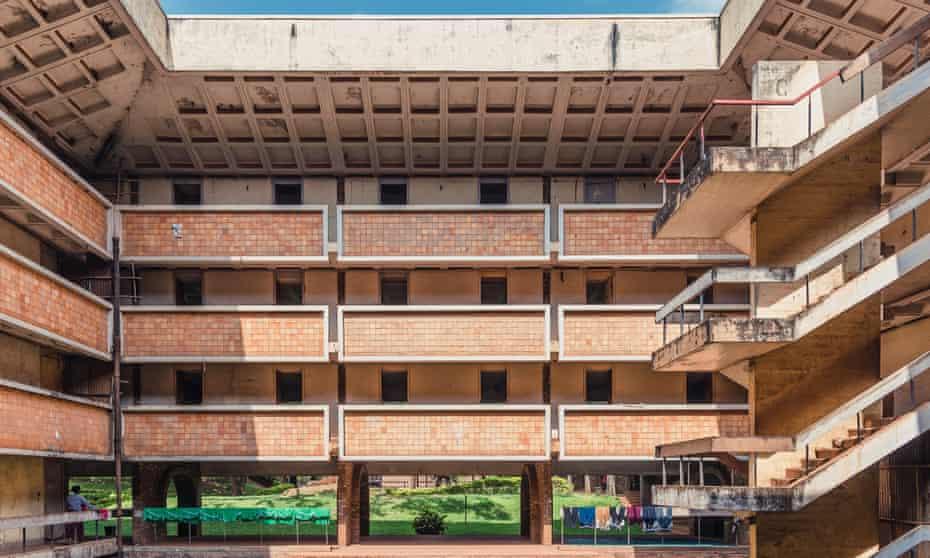 Makerere University's Lumumba Hall