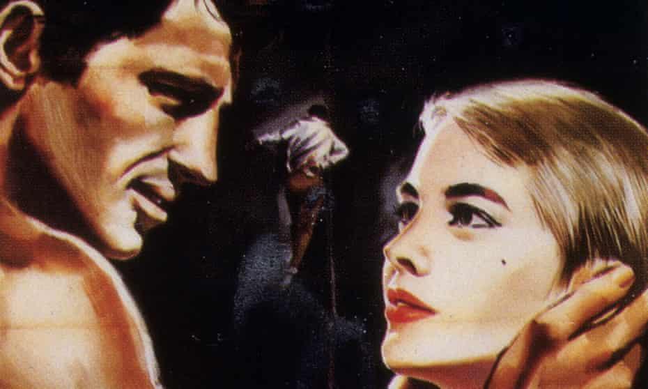 Jean-Paul Belmondo and Jean Seberg in Jean‑Luc Godard's masterpiece, Breathless.