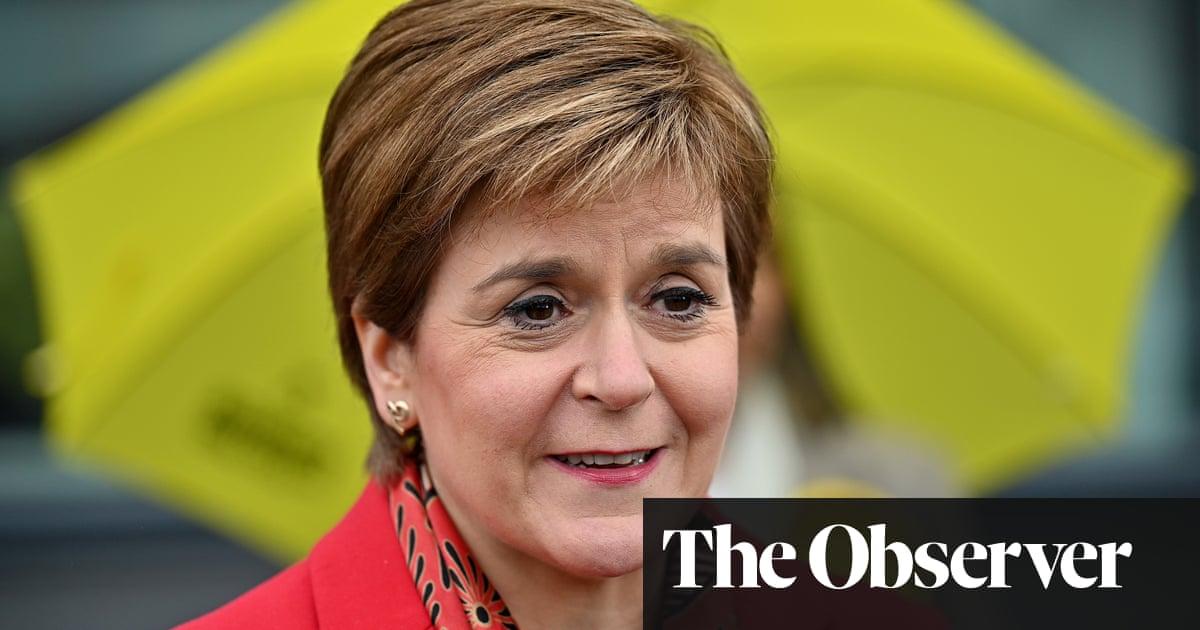Nicola Sturgeon pledges second referendum as SNP lands election win